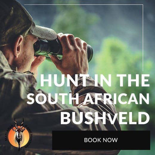 Book Your South African Hunting Trip Block