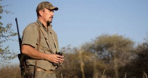Spot-and-stalk hunting with a rifle - Rifle Hunting at Matlabas Game Hunters - Hunting in South Africa