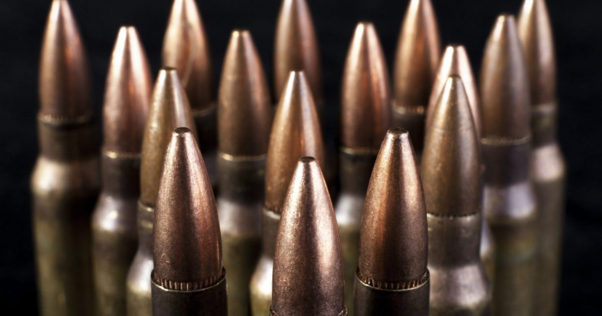 Different types of bullets for hunting